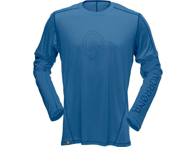 Norrøna M's /29 Tech Long Sleeve Shirt Denimite